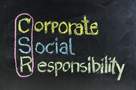CSR: the future of brand building