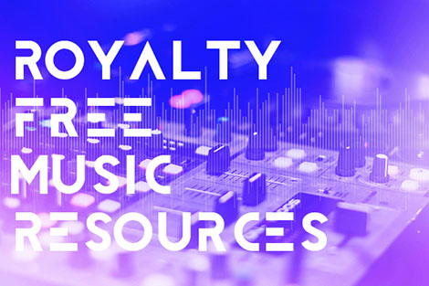Best royalty-free, musically rich sites
