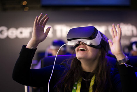 Boosting sales with virtual reality
