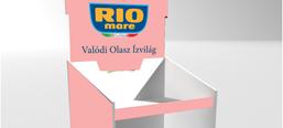 Rio Mare display